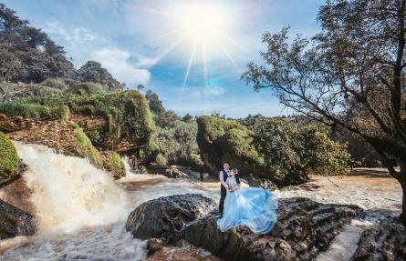 Chụp ảnh Đà Lạt, Dịch vụ chụp ảnh ngoại cảnh tại Đà Lạt 2018