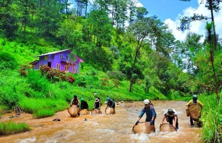 Tour Ma rừng lữ Quán, Làng Cù Lần - Tour Đà Lạt trong ngày